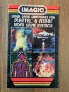 IMAGIC video game catalogue