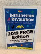 Intellivision Revolution 2019 PRGE Edition Game catalogue