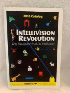 Intellivision Revolution 2016 Game catalogue