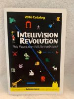 Intellivision Revolution 2016 Game catalogue
