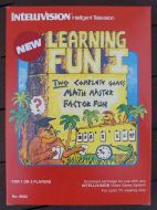 Learning Fun 1 - NEW Reproduction Empty Box