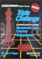 Triple Challenge - NEW Reproduction Empty Box