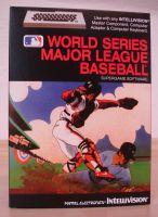 World Series Major League Baseball - NEW Reproduction Empty Box