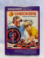 Checkers - EMPTY BOX ONLY