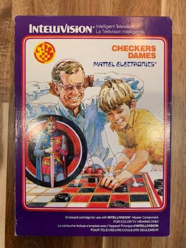 Checkers - French Canadian