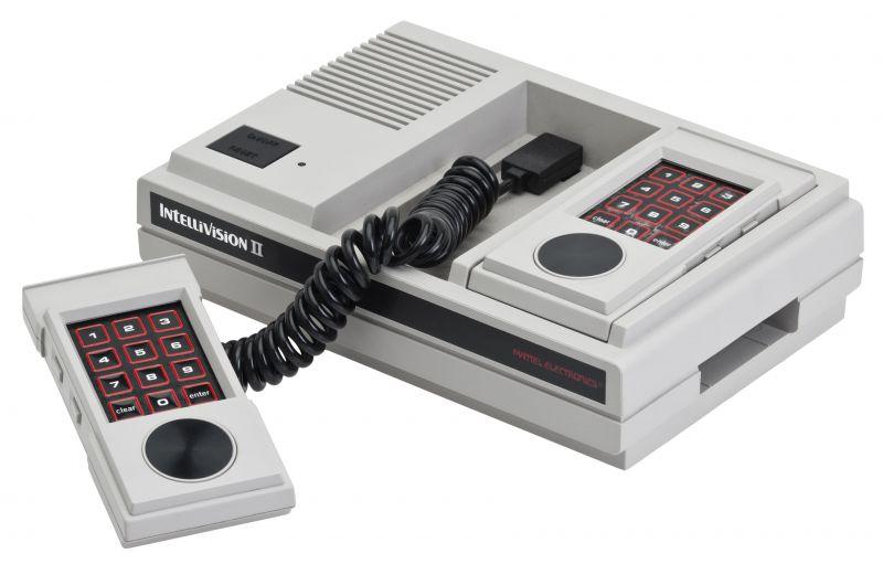 Used Intellivision 2 Console