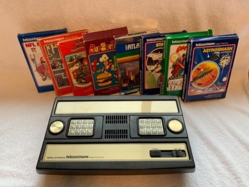 Intellivision console starter pack