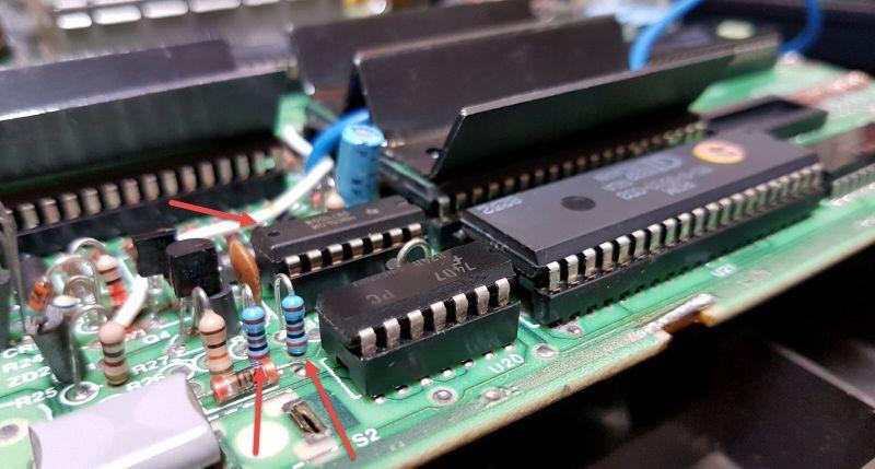 Console Repair Parts