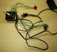 Intellivision console Transformer (NTSC)