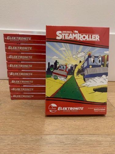 Steamroller - New