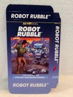 Robot Rubble - Unfolded Box