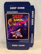 Deep Zone - Unfolded Box