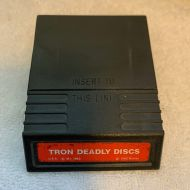 TRON : Deadly Discs - Loose Cartridge