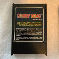Donkey Kong - (Black) Loose Cartridge
