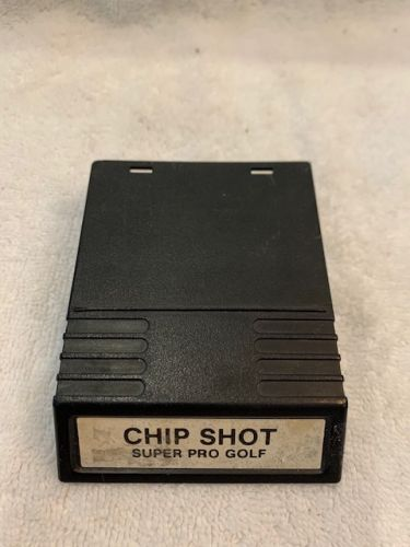 Chip Shot : Super Pro Golf - Loose Cartridge